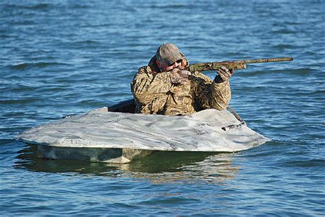 Duck Hunting Rowboat by Dad S First Layout Hunt