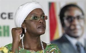 Grace Mugabe in leadership race
