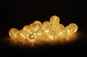 Lampions Mit Led : party lichterkette 20 led lampions warmwei au en ~ Watch28wear.com Haus und Dekorationen