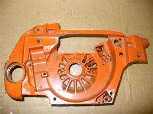 Husqvarna 359  357 Xp Chainsaw Flywheel Side Crankcase