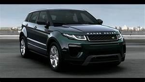 Land Rover Evoque 2018 : 2018 land rover evoque youtube ~ Medecine-chirurgie-esthetiques.com Avis de Voitures