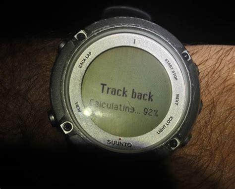 Suunto Ambit 3 Trackback