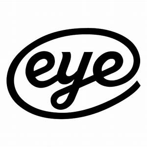 Eye vector logo - download page