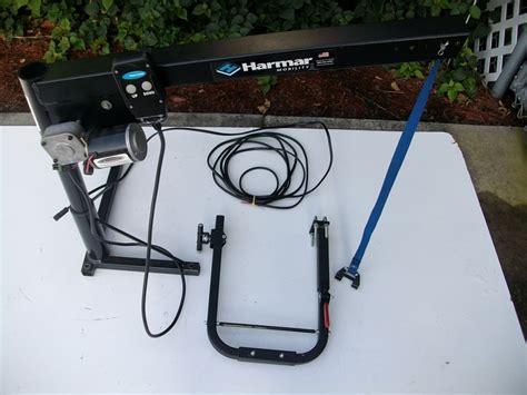 harmar mobility al power chair lift   arm