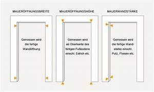 Trockenbau Tür Einbauen : abmessungen t r und zarge ~ Frokenaadalensverden.com Haus und Dekorationen