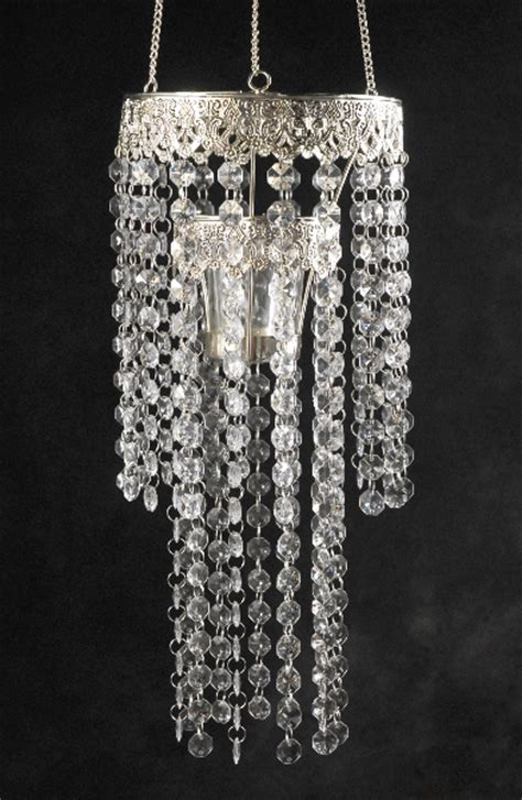 candle holder chandelier 24in
