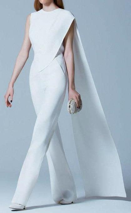 formal white jumpsuit best 25 formal jumpsuit ideas on