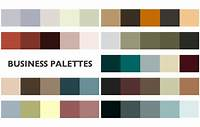 good looking green office color scheme Picking a Color Scheme for a Professional Printing Project