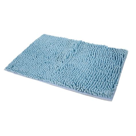 Microfiber Doormat by Household Bath Mat 40x60cm Large Size Solid Color