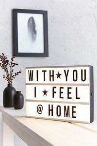 Warmes Grau Mischen : 70 coole spr chen f r deine lichtbox quotes lightbox beautiful home pinterest box ~ Markanthonyermac.com Haus und Dekorationen