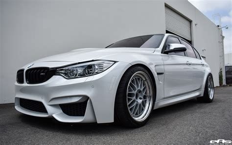 Mineral White by This Mineral White Bmw M3 Is A Gorgeous And Clean Looking