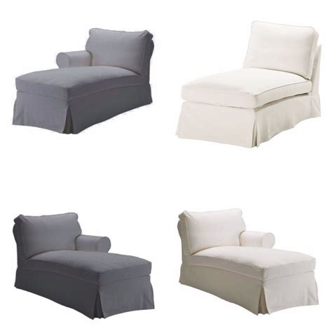 Replace Sofa Cover Fits Ikea Ektorp Chaise Lounge Left
