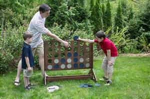 DIY Backyard Carnival Games
