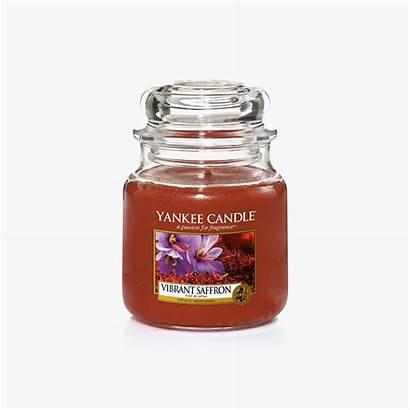 Saffron Vibrant Yankee Candle Bougies Jarres Delight