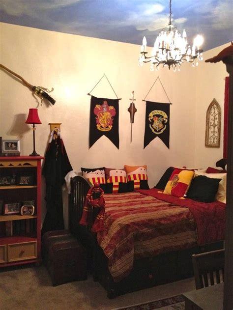 Les 25 Meilleures Idées Concernant Chambre D'harry Potter
