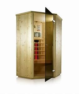Infrarotkabine 1 Person Günstig : g nstige eck infrarotkabine f r eine person zum sitzen ~ Bigdaddyawards.com Haus und Dekorationen