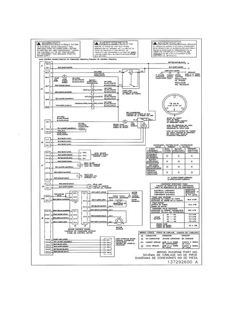 electrolux front load dryer wiring diagram 42 wiring