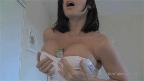 Tara Tainton Coming After You With My Gorgeous Breasts