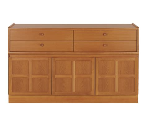 nathan teak sideboard nathan classic teak 1504 buffet sideboard classic range