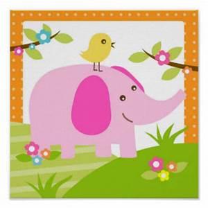 posters chambre bebe zazzlefr With affiche chambre bébé avec fleur de bach 74