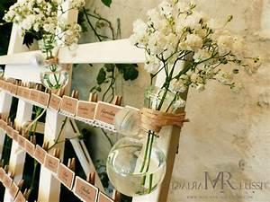 Nom De Table Mariage Champetre : bouteilles et flacons pour une d coration r ussie blog decoration maison ~ Melissatoandfro.com Idées de Décoration