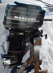 Diagrams Of 25 Hp Outboard Mercury Motor