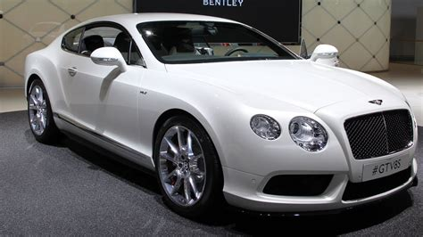 Bentley Car : 2015 Bentley Continental Gt V8 S