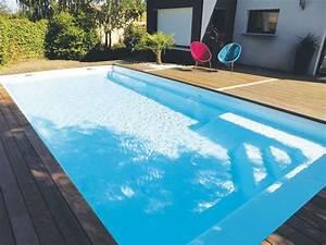 Piscine Coque Pas Cher : piscine enterr e coque rev tement et prix piscine coque ~ Mglfilm.com Idées de Décoration