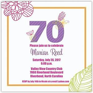 70th birthday invitation templates woodsikecol 70th birthday invitation templates free best of birthday invitations filmwisefo