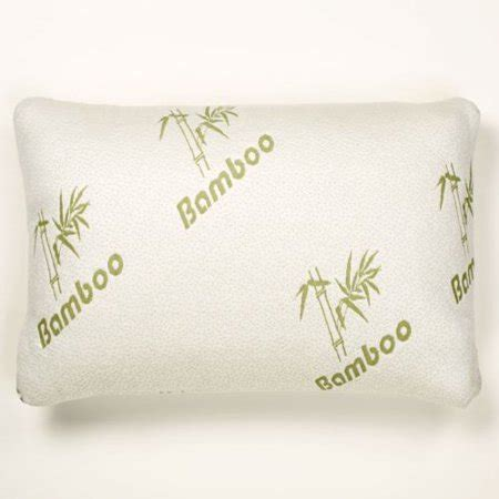 pillows that stay cool bamboo memory foam pillow stay cool removable cover with