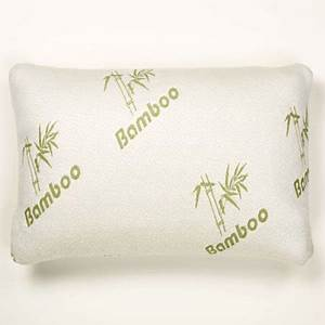 bamboo memory foam pillow stay cool removable cover with With best pillow for staying cool