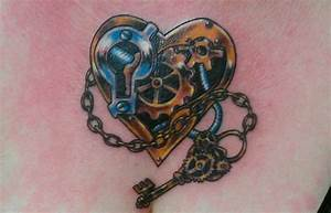 Key Tattoos and Designs| Page 36