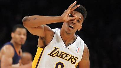 Swaggy Nick Young Lakers Point Wallpapers Fox