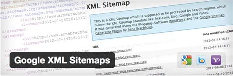 How Create Sitemap Using Google Xml Sitemaps