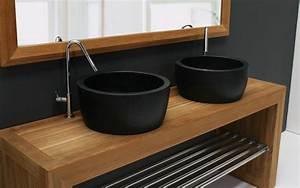Plan Vasque Bois : vasque design pour les salles de bains modernes 35 mod les ~ Premium-room.com Idées de Décoration