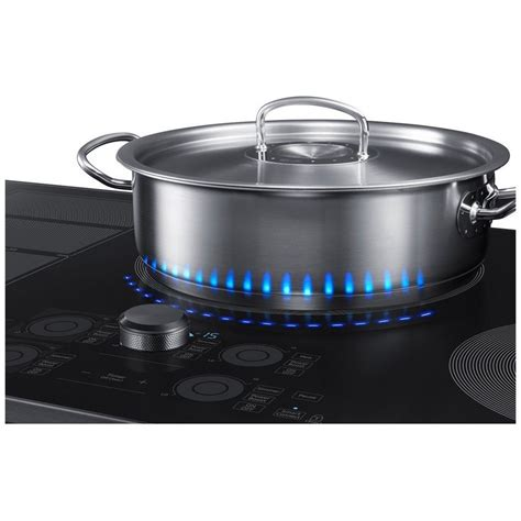 Induction Cooktop by Nz36k7880ug Samsung Appliances 36 Quot Induction Cooktop Black