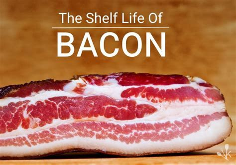 Does Bacon Go Bad? How To Tell It's Gone Bad   KitchenSanity