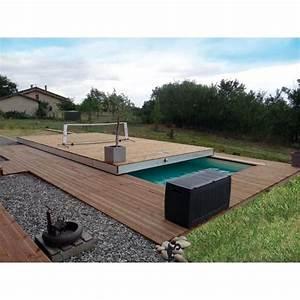 Piscine Les Clayes Sous Bois : terrasse bois sous piscine ~ Dailycaller-alerts.com Idées de Décoration