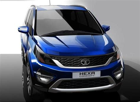 Tata Q501 Flagship Suv Currently In The Works, Unveiling