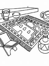 Coloring Ramadan Pages Ready Crayola Colouring sketch template