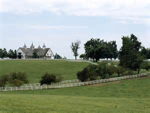 Kentucky Bluegrass Horse Farms
