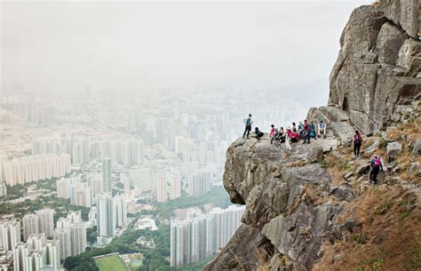 Hong Kong Hiking: The air out there | Lufthansa magazin
