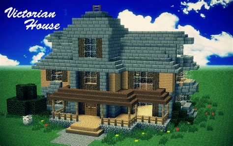 victorian house  creation