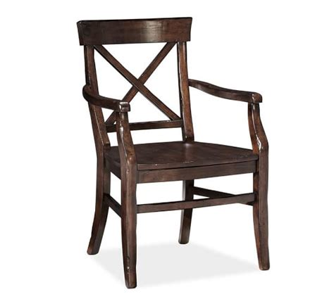 aaron wood seat chair pottery barn 623635 on wookmark