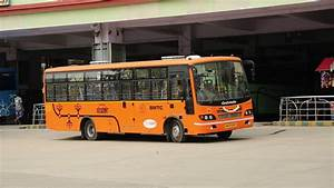 Bmtc Launches New Buses