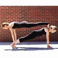 2 People Yoga Poses