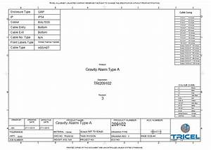 Wiring Diagram Of Tricel Novo P6  P8  P10 And P12 With