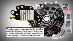 Delco Remy 40si Brushless Alternator  U2013 Improved Digital