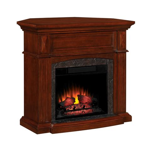 allen electric fireplace shop allen roth 23 quot traditional all in one electric