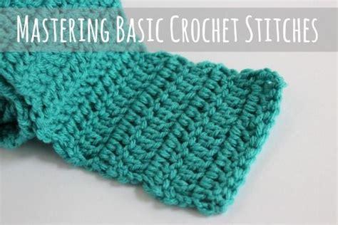 basic crochet stitches mastering the basic stitches of crochet stitches crochet and basic crochet stitches